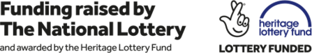 Logo of national lottery fund